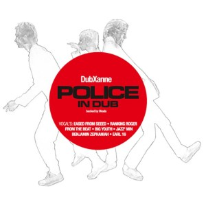 Dubxanne - Police In Dub (LP reissue)