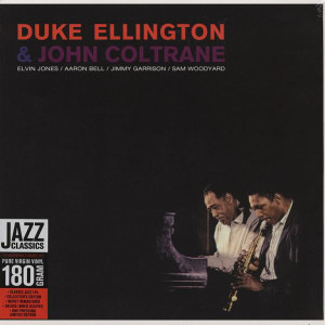 Duke Ellington & John Coltrane - Duke Ellington & John Coltrane (180g LP)