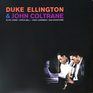 Duke Ellington & John Coltrane - Duke Ellington & John Coltrane (Reissue LP)