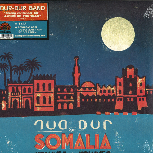 Dur-Dur Band - Dur Dur Band of Somalia (3LP)