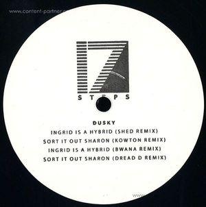 Dusky ( Shed, Kowton, Dredd, Bwana Remixes) - Outer Remixes