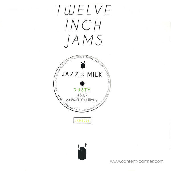 Dusty - Twelve Inch Jams 003 (Back)