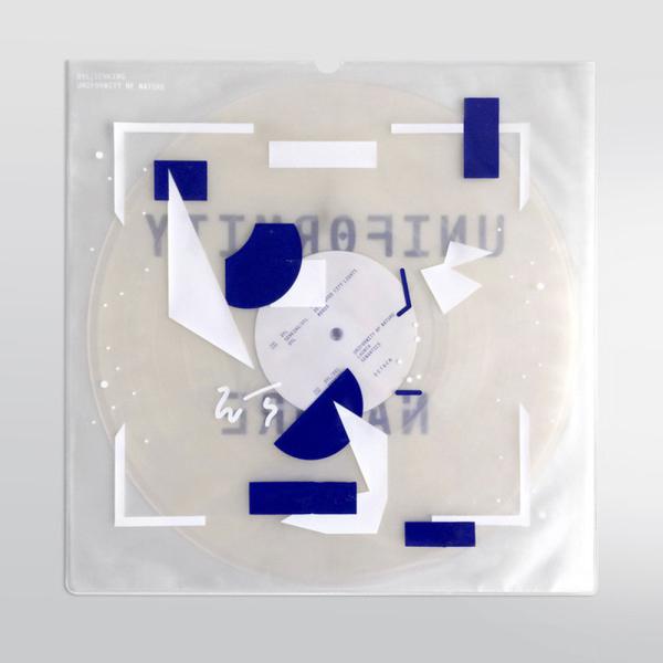 Dyl, Senking, Db1 - Uniformity of Nature EP (Back)