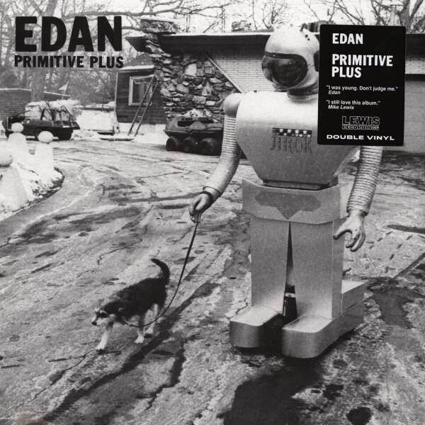 EDAN - Primitive Plus (LP Reissue)