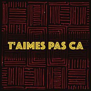 """EL GATO NEGRO - """"T'AIMES PAS ÇA"""" EP (Guts Edits)"""