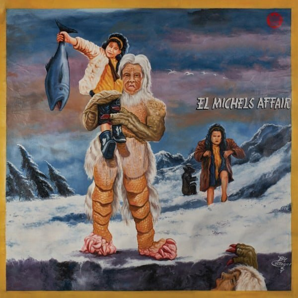 EL MICHELS AFFAIR - THE ABOMINABLE EP