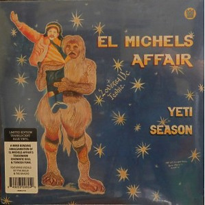 EL MICHELS AFFAIR - YETI SEASON (Ltd. Clear Blue Vinyl)