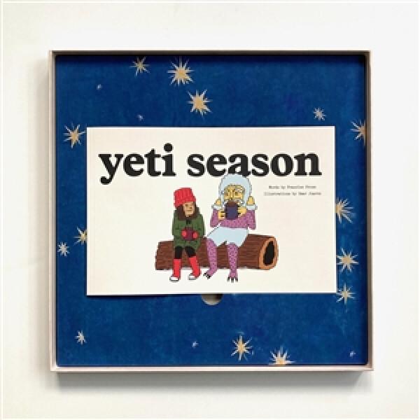 EL MICHELS AFFAIR - YETI SEASON (Ltd. Deluxe Edition LP+ Buch)