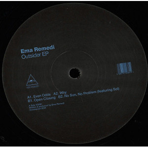 EMA REMEDI - OUTSIDER EP
