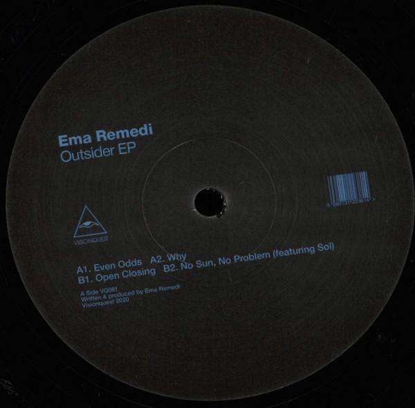 EMA REMEDI - OUTSIDER EP