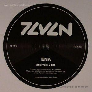 ENA - Analysis Code / Splinter