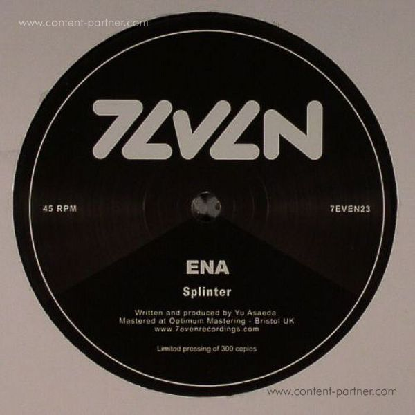 ENA - Analysis Code / Splinter (Back)