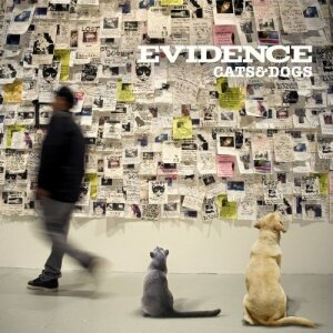 EVIDENCE - Cats & Dogs (2LP Reissue)