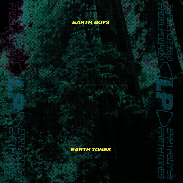 Earth Boys - Earth Tones LP