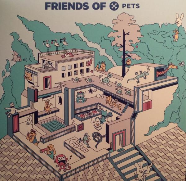Earth Trax, Seltron 400, Adam Port & Jen - Friends Of Pets 1