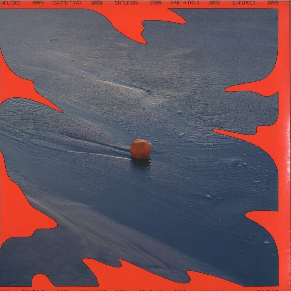 "Earth Trax - LP1 (2 x 12"" Orange Vinyl)"