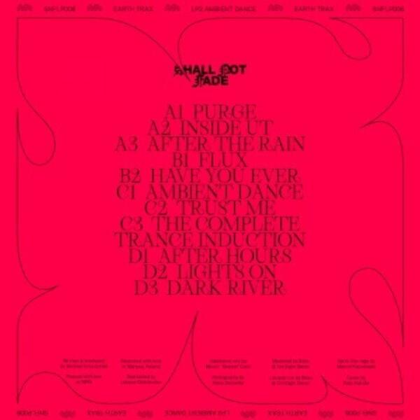 Earth Trax - LP2 [Printed Sleeve] [White Vinyl] (Back)