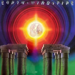 Earth, Wind & Fire - I Am (Ltd. Flaming Vinyl LP)