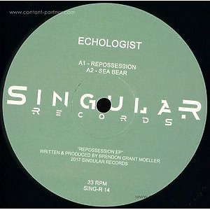 Echologist - Repossession EP