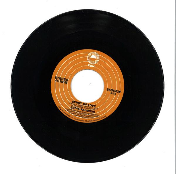 Eddie Palmieri - Spirit Of Love
