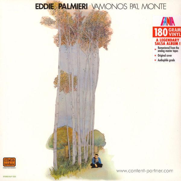 Eddie Palmieri - Vamonos pa'l monte (Remastered)