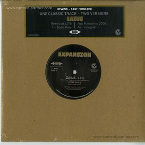 Eddie Russ & Incognito - Zaius
