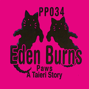 "Eden Burns - Paws A Taieri Story (10"")"