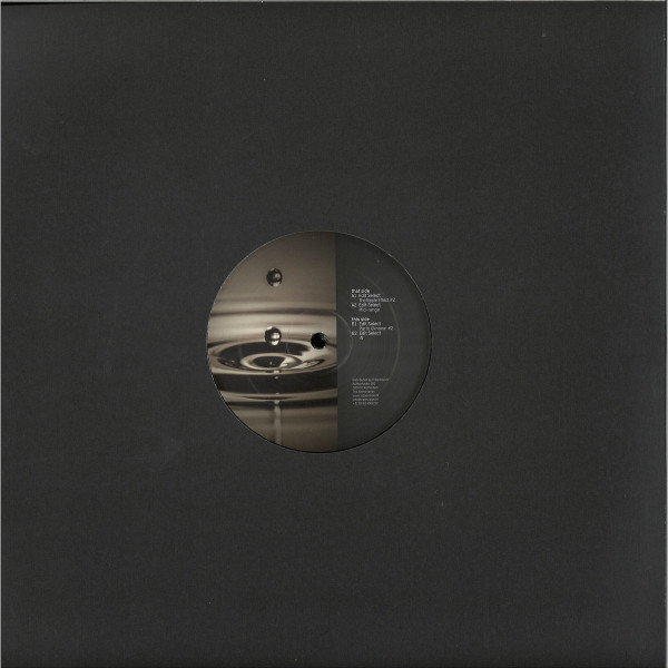 Edit Select - The Ripple Effect EP (Back)