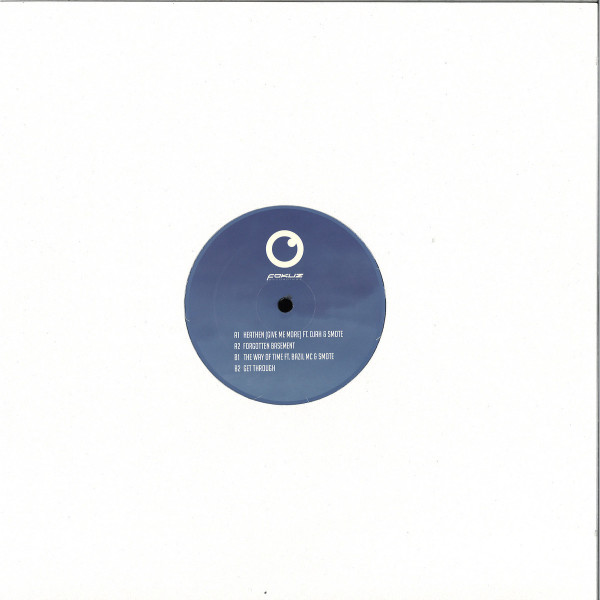 Edlan - Heathen EP (Back)