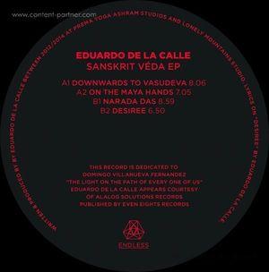 Eduardo De La Calle - Sanskrit Veda Ep