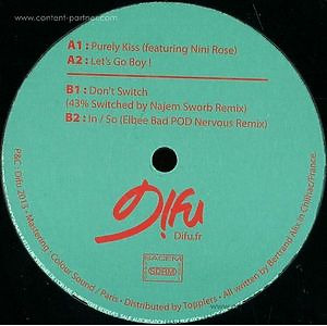 Eedio - 43 EP (Najem Sworb & Elbee Bad Rmx)