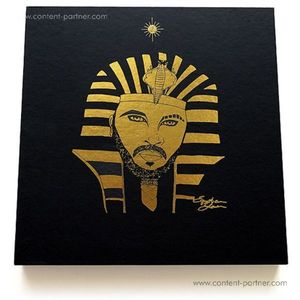Egyptian Lover - 1983-1988 (4LP Box+MP3)