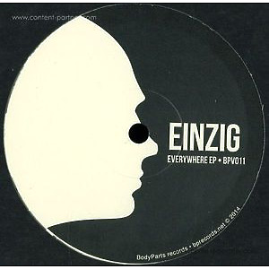 Einzig - Everywhere EP (Vinyl Only)