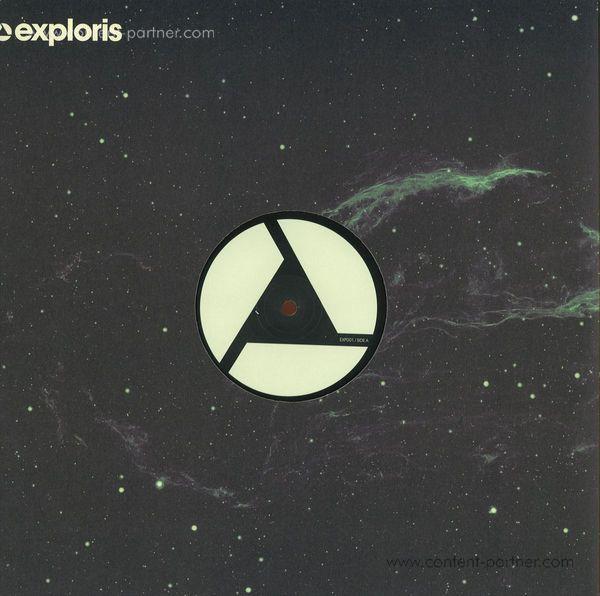 Ejeca - Nebula Ep (Back)