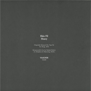 Ekin Fil - Heavy (Back)
