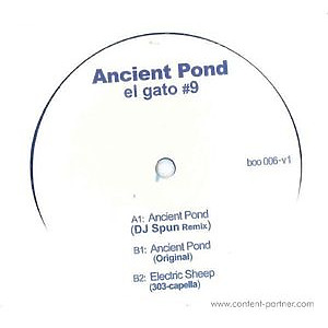 El Gato #9 - Ancient Pond (DJ Spun Remix)