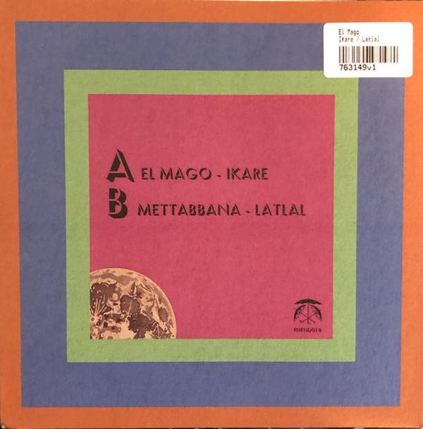 El Mago / Mettabbana - Ikare/Latlal (Back)