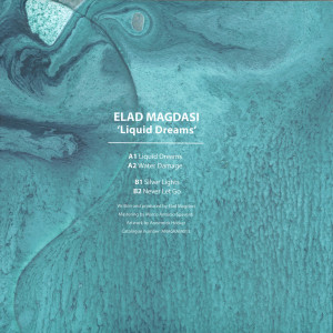 Elad Magdasi - Liquid Dreams (Back)