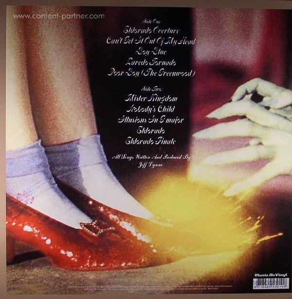 Electric Light Orchestra - Eldorardo (Back)
