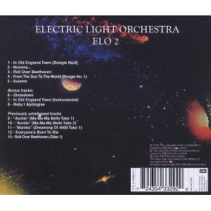Electric Light Orchestra - Elo 2 (Back)
