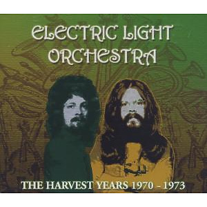 Electric Light Orchestra - The Harvest Years 1970-1973