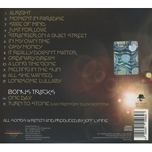 Electric Light Orchestra - Zoom (Re-Release) (Back)