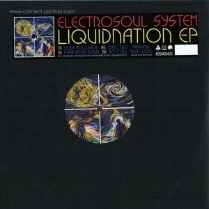 Electrosoul System - Liquidnation EP