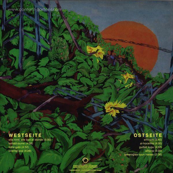 Elektro-Dschungel - Kebab- und Andere Träume (Back)