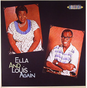 Ella Fitzgerald & Louis Armstrong - Ella and Louis Again (LP)