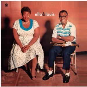 Ella Fitzgerald & Louis Armstrong - Ella and Louis (LP)