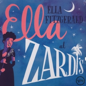 Ella Fitzgerald - Ella At Zardi's (180g 2LP+MP3)