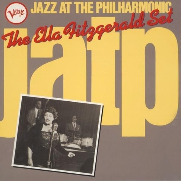 Ella Fitzgerald - Jazz At The Philharmonic (180g 2LP+MP3)