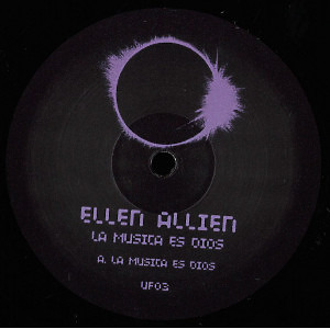 Ellen Allien - La Musica Es Dios