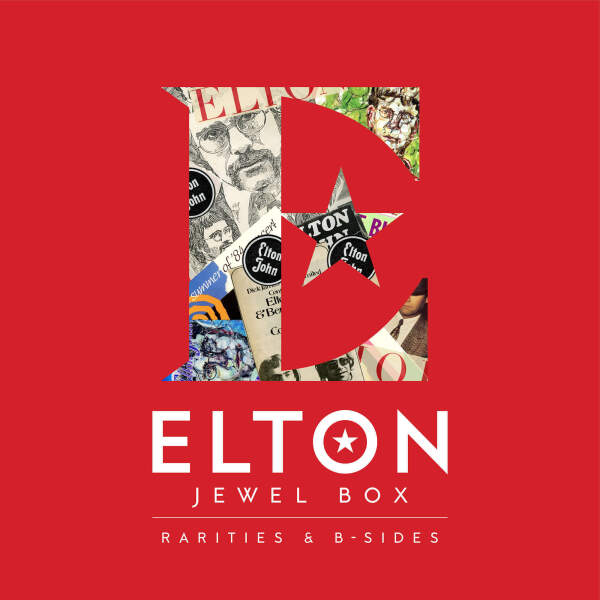 Elton John - Jewel Box: Rarities And B-Sides (3LP)